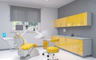 Медицинское оборудования для стоматологических кабинетов