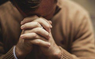 Сильная молитва для заживления ожога