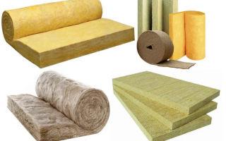 Изоляционные материалы — виды, свойства и применение