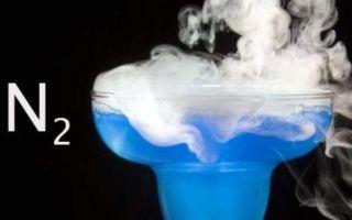 Первая помощь при ожогах жидким азотом, профилактика