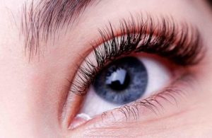 ожог глаза после наращивания ресниц