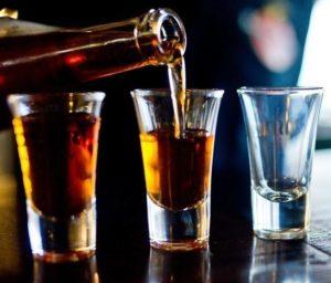 ожог пищевода алкоголем